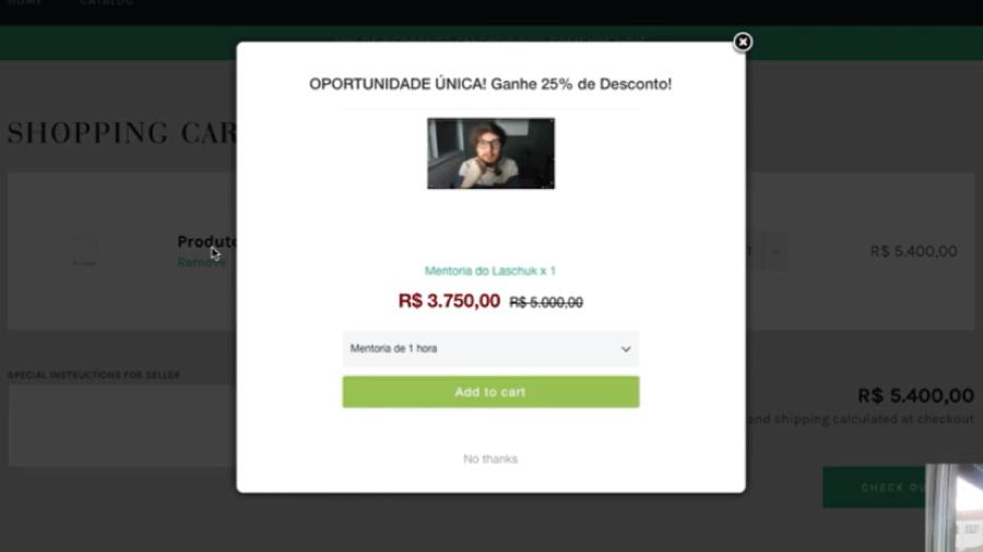Cross-Sell no Shopify: Aumente suas Vendas com essa Técnica - Guilherme Laschuk