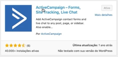 ActiveCampaign: Como Criar um Formulário e Gerar Leads - Guilherme Laschuk