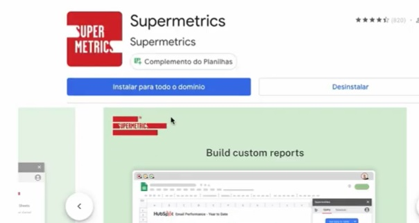 Supermetrics: Como Prever suas Vendas - Guilhermel Laschuk