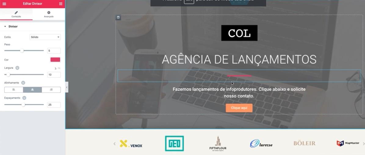 WordPress Elementor Pro: Criando Landing Pages Profissionais - Guilherme Laschuk