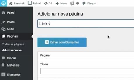 Crie o seu Próprio Linktree (Sem Usar o Linktree) - Guilherme Laschuk