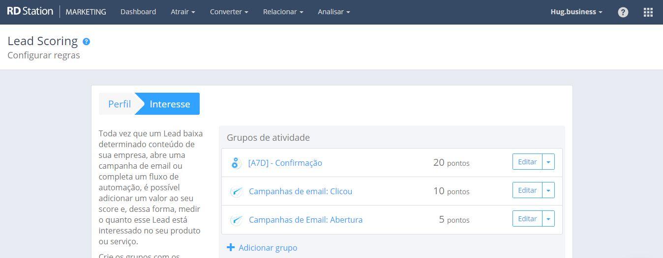 LeadScoring: Aumente a Taxa de Abertura dos teus E-mails - Guilherme Laschuk