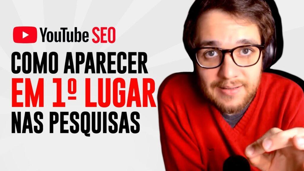 YouTube SEO: Como Aparecer em 1º lugar nas Pesquisas - Guilherme Laschuk