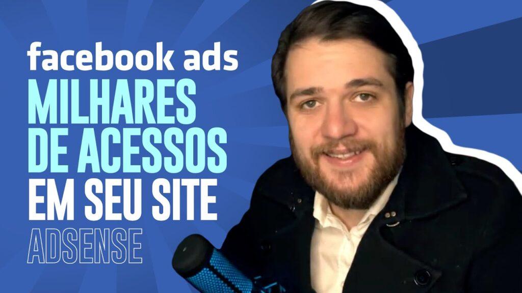 Facebook Ads: Como Gerar Milhares de Acessos para seu Site - Guilherme Laschuk